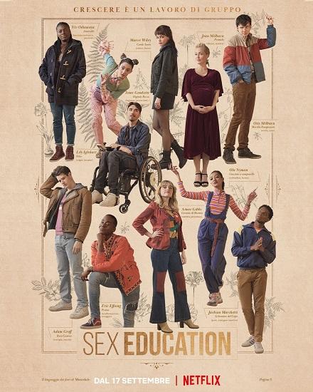 Sex Education Season 3 ซับไทย Ep.1-8 (จบ)